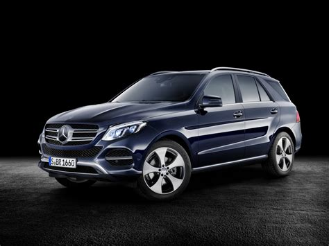 2016 mercedes gle officially breaks cover 66 hd photos