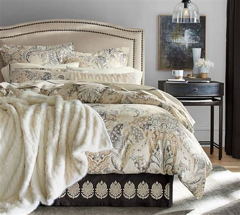 What Is A Comforter Sham by Celeste Duvet Cover Sham Pottery Barn