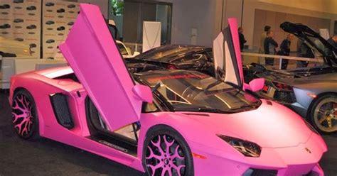 Nicki Minaj Pink Lamborghini by Nicki Minaj Pink Lamborghini Aventador Www Imgkid