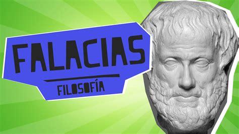 falacias de las historias las falacias filosof 237 a educatina youtube