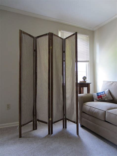 fabric room dividers diy best decor things