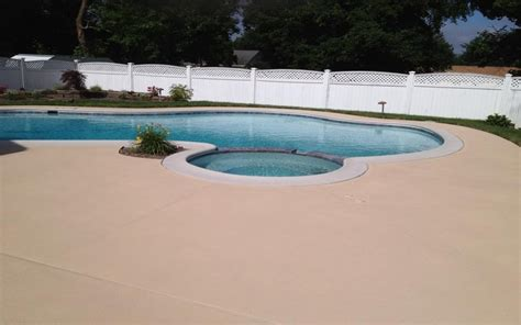 Pool Deck Textures   Diamond Kote Decorative Concrete