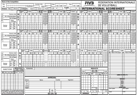 printable volleyball stat sheets free 8 free sle volleyball score sheet templates printable