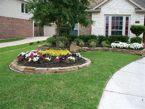 backyard ideas texas already have the stones for the front i hope it comes