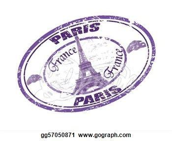 paris stamp clipart   cliparthut free clipart