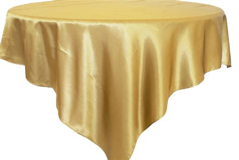 gold table overlay 54 quot antique gold satin table overlays toppers
