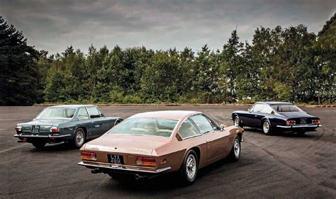 Maserati Mexico 365gt 2 2 Vs Maserati Mexico And Monteverdi 375l
