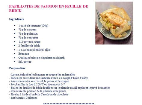 liste de recette de cuisine recette regime nutritionniste cuisinez pour maigrir