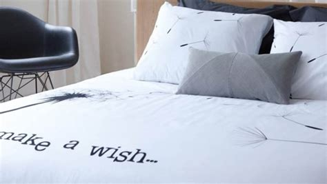 kwantum dekbedden bol walra make a wish dekbedovertrek wit 2