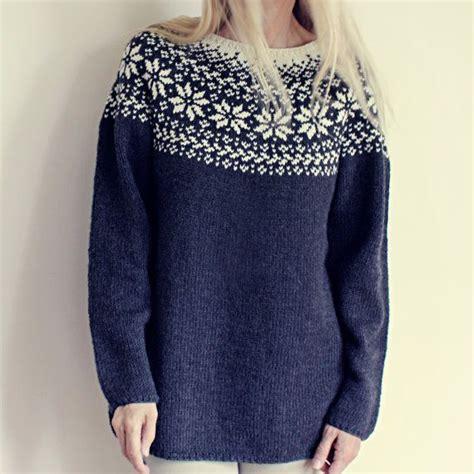 norwegian pattern jumper knitting pattern beautiful norwegian sweater by