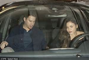 Back Door Dating by Channing Tatum And Dewan Take Time Parent Duty