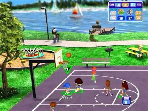 backyard basketball 2007 backyard basketball 2007 intro how to save money and do