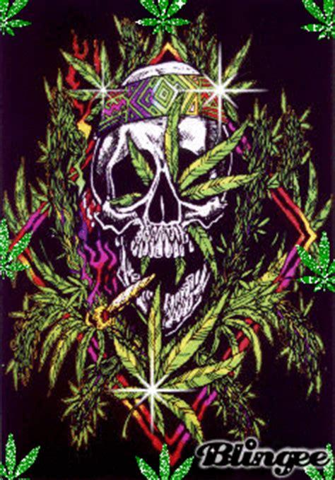 stoner skull picture #5004561 | blingee.com