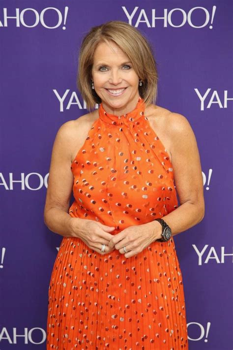 katie couric internet katie couric s days at yahoo are numbered sources ny