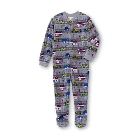Pajamas Cars wonderkids toddler boy s fleece sleeper pajamas cars trucks baby baby toddler clothing
