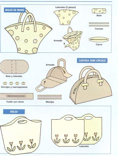moldes y patrones gratis moldes y patrones de bolsos y carteras gratis imagui