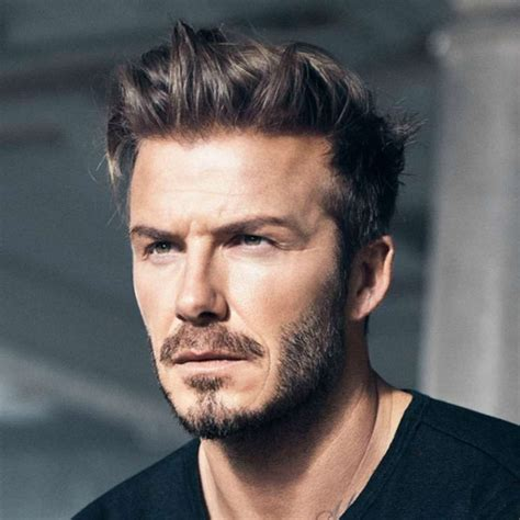 david beckham biography my side how to achieve a side part pompadour the idle man
