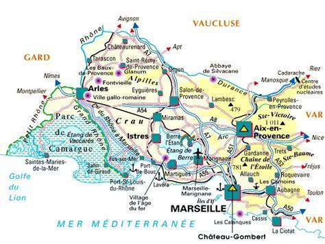 carte region paca provence alpes cote azur bouche du rhone