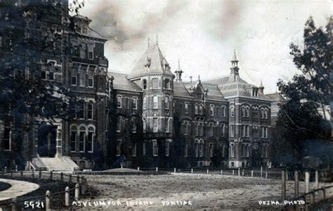 Hospital In Pontiac Mi by File Pontiac Mi Asylum 1910 Jpg Asylum Projects
