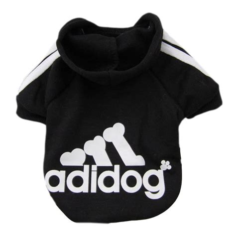 puppy sweatshirt adidog black