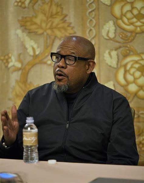 forest whitaker movie 2018 black panther interview forest whitaker for his role as