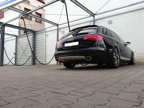 Audi A6 4f Auspuffblende by Rs6 Endst 252 Cke S6 Rs6 Auspuffblende Audi A6 4f