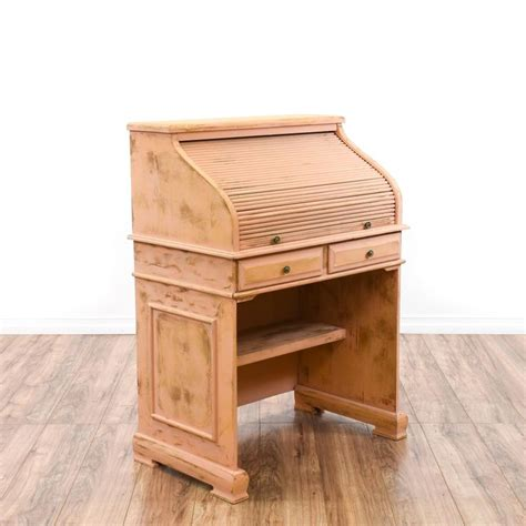 solid wood roll out desk best 25 small roll top desk ideas on vintage