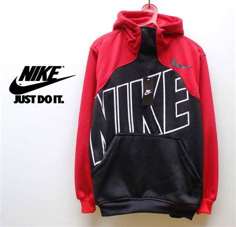 Kaos Distro Nike Hitam distro sweater nike merah hitam code 04