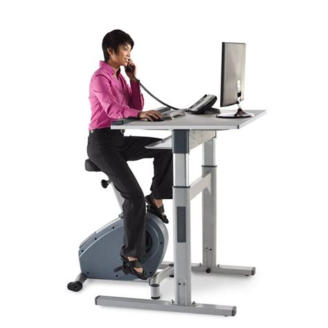 Desk Cycle by Space Planning Uk