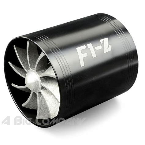 Vortex Booster Gas Fuel Saver Increase Hp Toyota Rav4 f1 z universal air intake dual turbo fuel gas saver fan