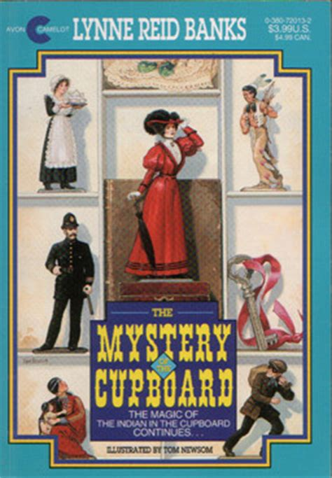 Indian In The Cupboard Cliff Notes the mystery of the cupboard summary and analysis like sparknotes free book notes