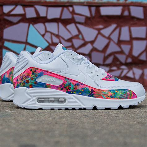 Handmade Air - custom nike air max 90 bel air 2 0 custom kicks