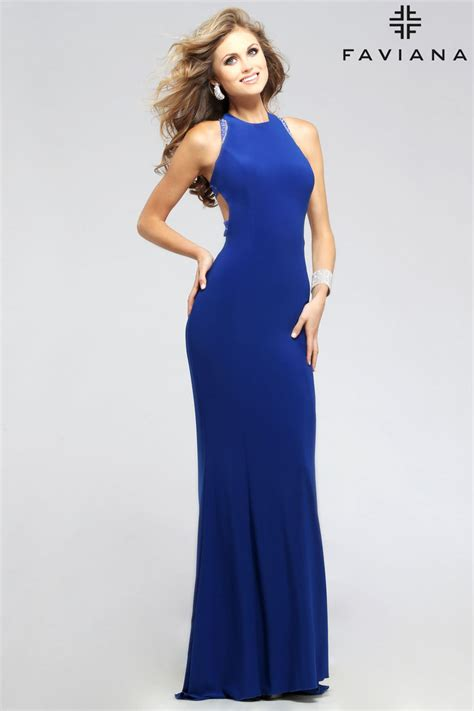 dresses by faviana 7779 prom dress prom gown 7779