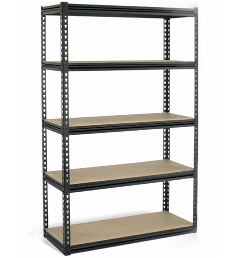 storage rack 48 x 72 x 24 inch in heavy duty storage