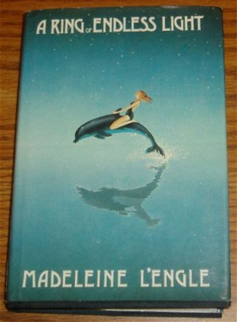 a ring of endless light madeleine l engle hbdj 1980 1st ed