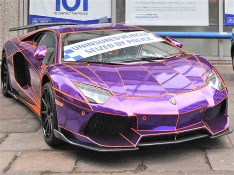 How Much Is Insurance For A Lamborghini Aventador Qatari Impounded Lamborghini Aventador May Get Crushed