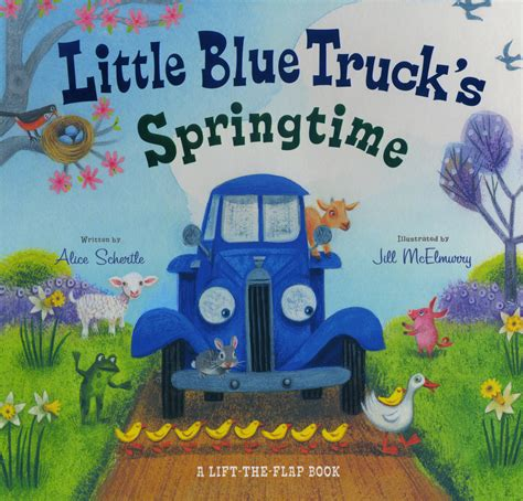 little blue trucks halloween little blue truck s springtime