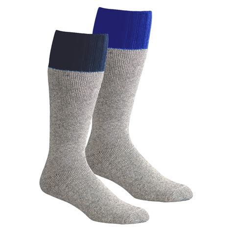 boot socks elder heavyweight polypro wool boot socks 2 pair