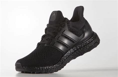 Adidas Utra Boost Black by Adidas Ultra Boost Quot Black Quot Official Images Complex
