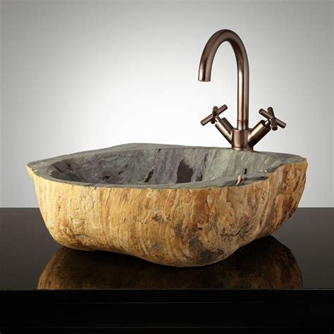 natural stone vessel sinks stone vessel sinks befon for