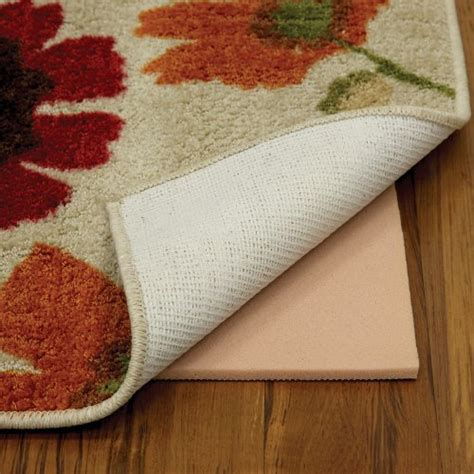 8x11 Rug Pad by 8x11 Mohawk Felt Rug Pads For Hardwood Floors 3 8 Inch
