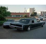 IMCDborg 1969 Lincoln Continental Executive Limousine
