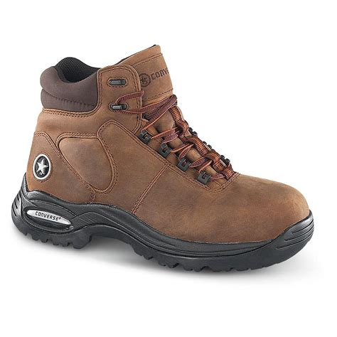 converse work boots s converse 174 waterproof 6 quot composite safety toe sport