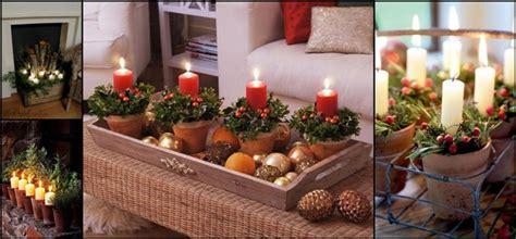 decorazioni natalizie con candele candele natalizie ecco come realizzarle da sola