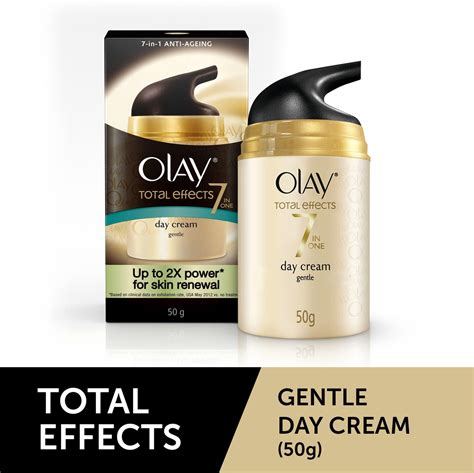 Review Dan Olay Total Effect olay total effects 7 in one day gentle price in
