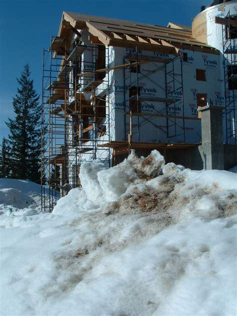 snow country mountain architects hendricks architecture