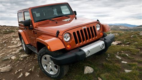 Best Jeep Jeep Wrangler Review Top Gear