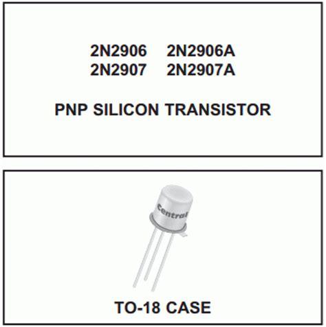 transistor website electronique 3d transistor 2n2906
