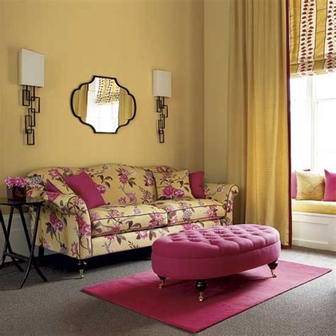 Grey Raspberry Living Room Yellow Living Room Housetohome Co Uk