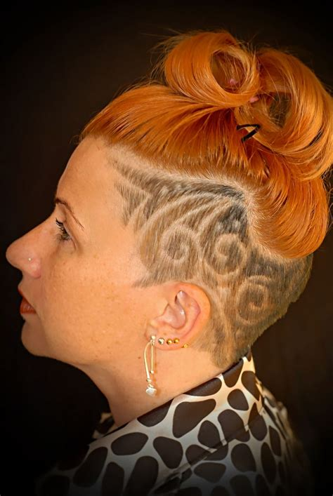 tribal hair tattoo 17 best images about hairtattoo tribal swirls on